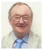 Stuart Kelly BA, MSc, DLitt, teacher of English for speakers of other languages